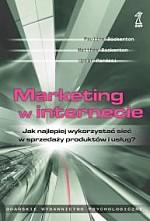 Okładka książki Marketing w Internecie