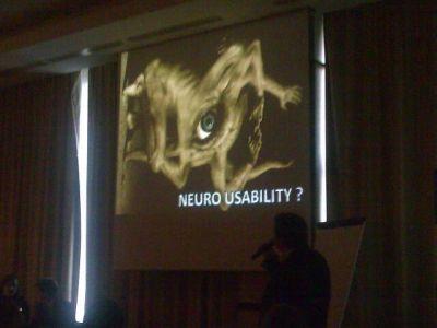 Neurousability...