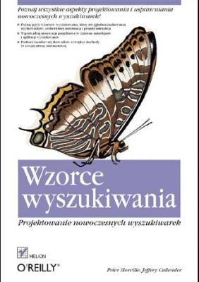 Okładka polskiego wydania Wzorców Wyszukiwania