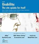 Okładka książki - Usability: The site speaks for itself